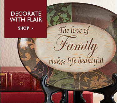 Decorate with Flair