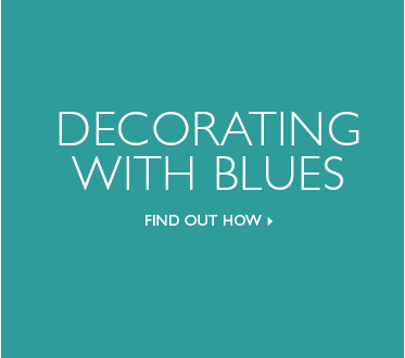 Decorating With Blues