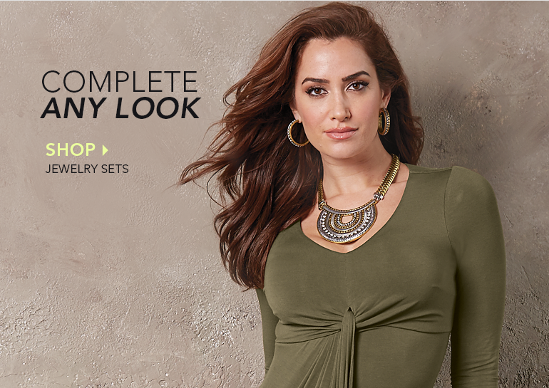 Complete Any Look!