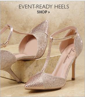 Event-ready Heels