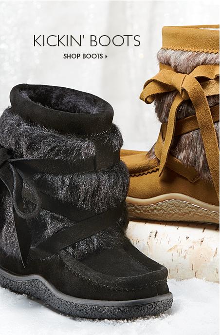 Kickin' Boots