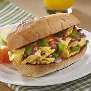 Moms Breakfast Sandwich