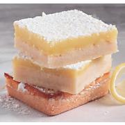 Lemon Butter Snowbars Recipe