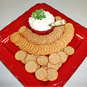 Kathys Pineapple and Cream Cheese Dip Recipe