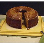 Spiced Pumpkin Gingerbread
