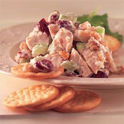 Unbelievable Chicken Salad from Through the Country Door