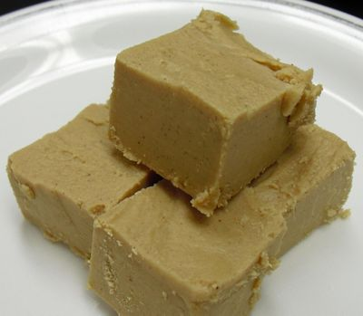 Char's Easy Peanut Butter Fudge