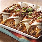 Burrito Hot Dish