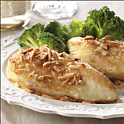 Chicken and Almonds