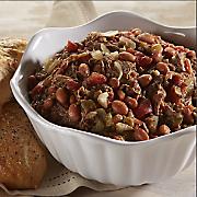 Texas Crock Pot Roast and Pinto Bean Recipe