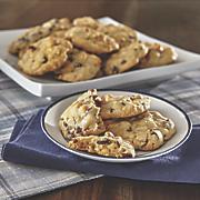 White Chocolate Cranberry and Macadamia Nut Cookies
