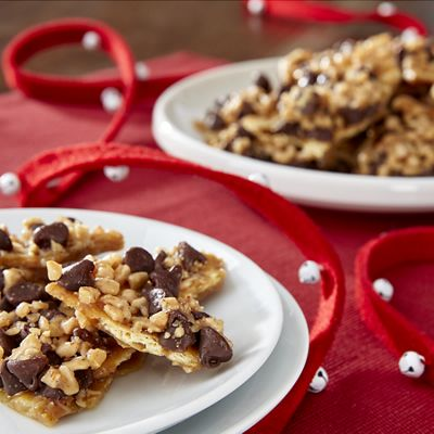 Christmas Toffee Bark