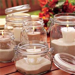 Candle Storage