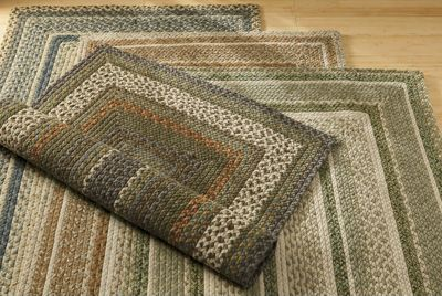 Caring for Braided Rugs