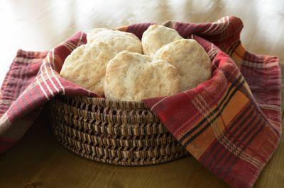 Norma's Buttermilk Biscuits