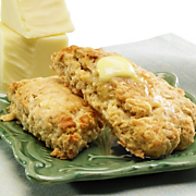 Wisconsin Provolone Cheese Scones
