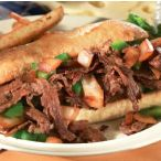Philly Steak with Onions &Peppers