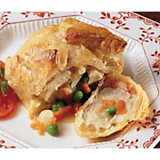 Country Chicken Puff