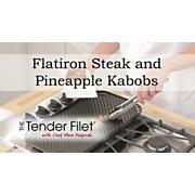 Flatiron Pineapple Kabobs