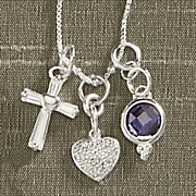 Box Chain and Charms