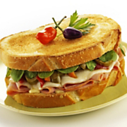 Super Spicy Italian Sandwich With Wisconsin Provolone
