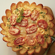 Wisconsin Swiss Linguine Tart