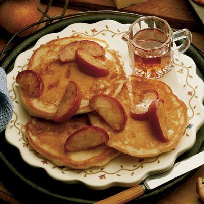 Wisconsin Swiss Pancakes