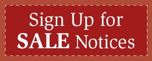 Sign Up for Sale Notices