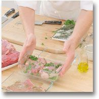 How to Marinate Steak and Other Meats