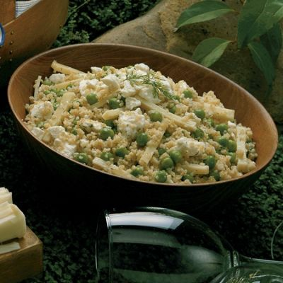 Tabbouleh And Wisconsin Cheese Salad