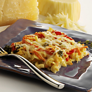 Vegetable Lasagna with Wisconsin Fontina and Provolone Cheese