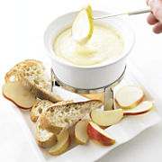 Wisconsin Cheese Fondue