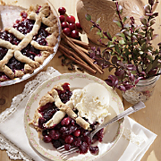 Cranberry Recipe Spice Tart