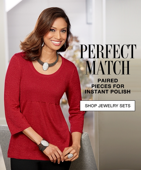 Perfect Match - Paired Pieces for Instant Polish