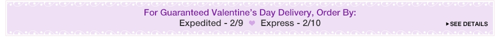 Valentines Day Shipping