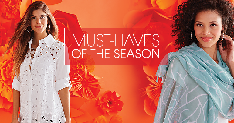 Must-Haves of the Season