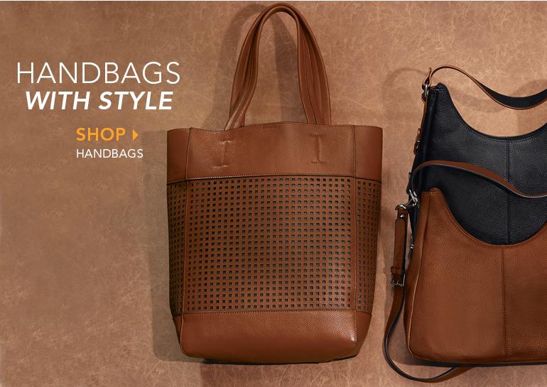 Cutout Tote - Handbags with Style - Shop Handbags