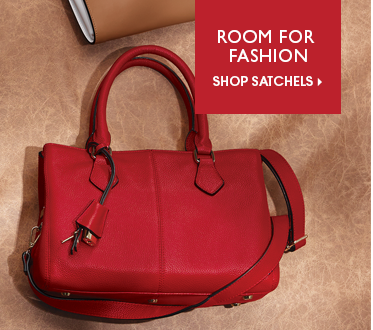 Everyday Satchel - Room for Fashion - Shop Satchels