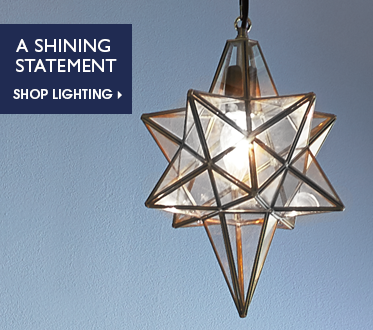 Star Pendant Lamp - A Shining Statement - Shop Lighting