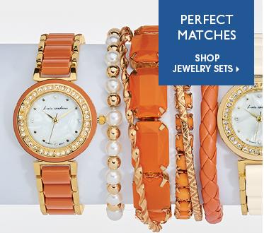 Watch/Bracelet Set - Perfect Matches - Shop Jewelry Sets