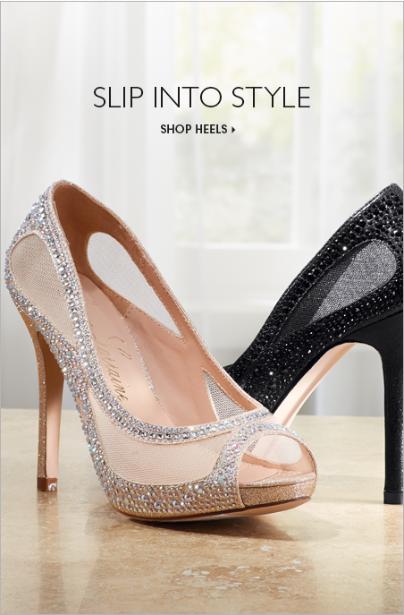 Bernice Pump by Lauren Lorraine - Slip Into Style - Shop Heels