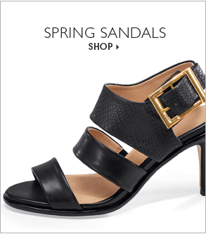 Trendy Ghillie Sandal by Bellini - Shop Spring Sandals