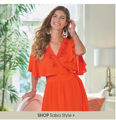 Shop Salsa Style