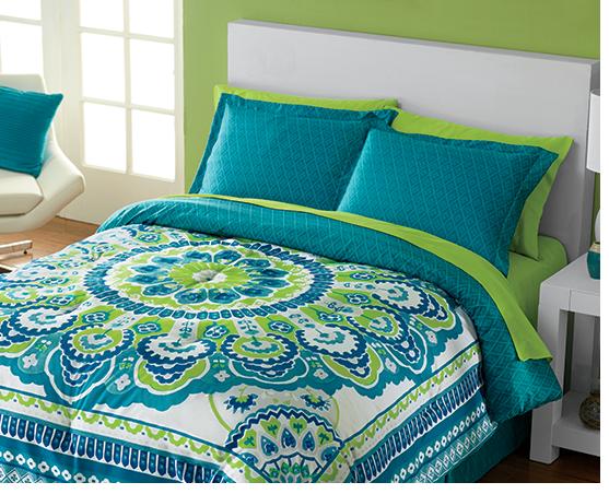 Ashlet Comforter Set