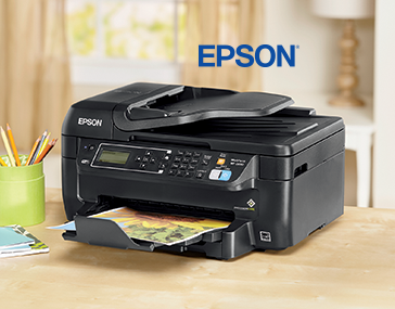Workforce All-in-One Printer by Epson