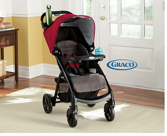 Shop Kids Travel and Gear Featuring Click Connect Stroller by Graco