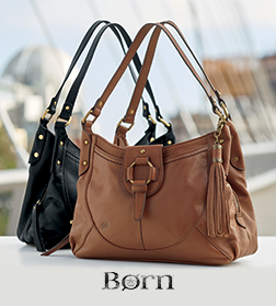 The Luxury of Leather - Soft and supple sophistication.  - Shop Leather Handbags