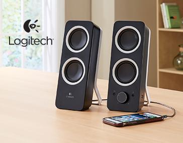 2.0 Channel Speaker System