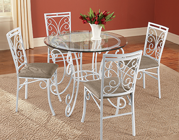 Key Largo Complete Table Set