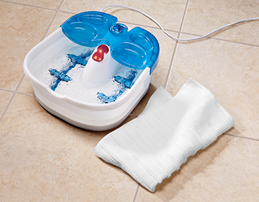 Electronic Foot Bath